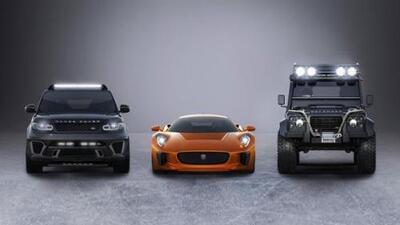 Jaguar-Land Rover está listo para la pantalla grande