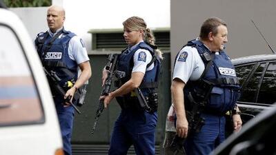 """Autor de tiroteos en Nueva Zelanda es identificado como un """"terrorista"""" de extrema derecha"""