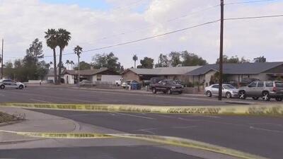 Autoridades de Phoenix investigan un atropellamiento fatal