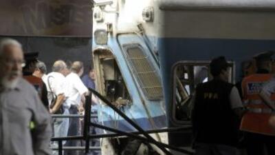 Los 10 accidentes ferroviarios más recientes en Argentina