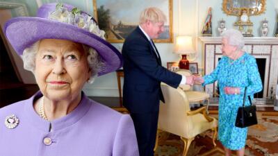 Una crisis política sin precedentes podría forzar a la reina Isabel II a suspender sus vacaciones de verano