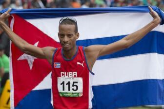 Cuba dueño del medallero