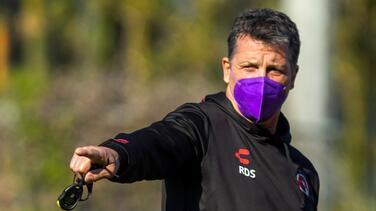 Siboldi da todo el crédito del buen paso de Cruz Azul a Reynoso