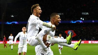 ¿Con cuál quedarse? Mbappé, Neymar y Di María, nominados a mejor jugador de la Ligue 1