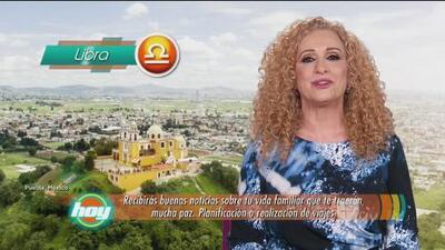 Mizada Libra 31 de mayo de 2017