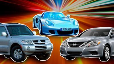 Carros de famosos que han protagonizado accidentes fatales