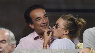 La historia de amor de Mary-Kate Olsen y Olivier Sarkozy.