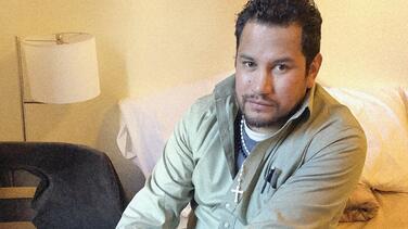 Este hispano se enfrentó al covid-19 a dos meses de salir en libertad y aún busca dónde vivir y trabajar