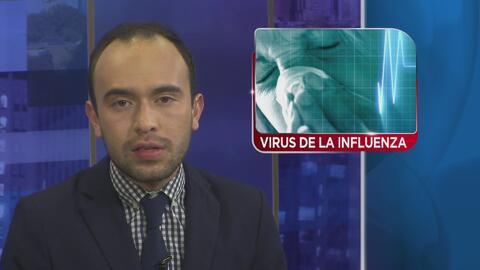 Muertes por influenza en Carolina del Norte