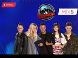 MIX5 es el nuevo fenómeno musical juvenil que nació en La Banda 2016