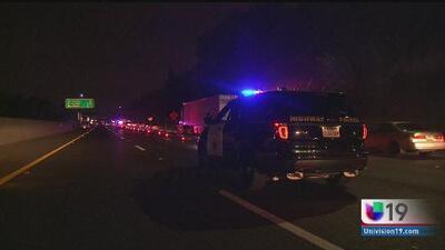 Registran accidente mortal en la autopista 99