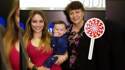 La Bronca confiesa que su mamá es una 'alcahueta' con Baby Luca