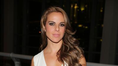 """Kate del Castillo, la actriz que hablaba con """"El Chapo"""""""