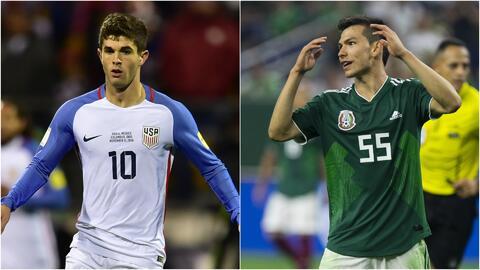 Team USA podría robarse el protagonismo en la Concacaf y México... ¿sobrevalorando su talento?