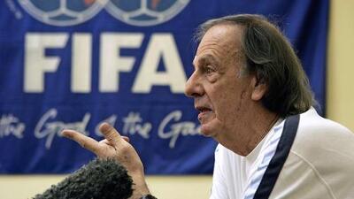 """César Menotti: """"Sanción de la FIFA a Messi es un 'disparate'"""""""