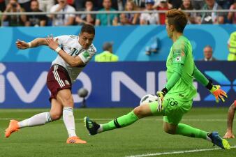 En fotos: Los goles de Javier 'Chicharito' Hernández en los Mundiales