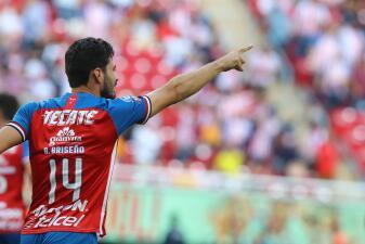 En imágenes. Chivas sorprende y derrota al campeón
