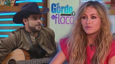 Paulina Rubio permite que Gerardo Bazúa vea a su hijo (aunque no todo es color rosa)