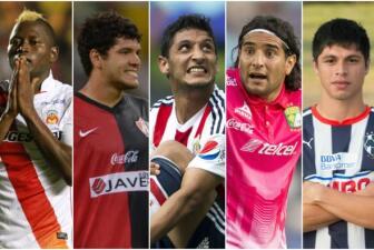 Las decepciones del 2014 en la Liga MX