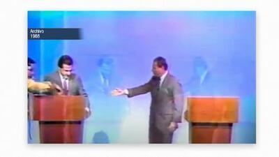 Recordamos el histórico debate entre Rafael Hernández Colón y Baltasar Corrada del Río