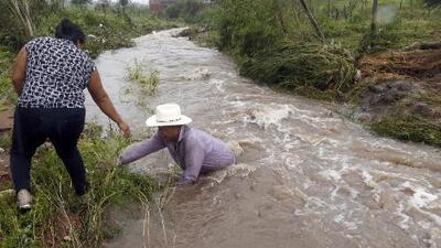 A una semana del paso del huracán Willa, Nayarit sigue bajo el agua por inundaciones