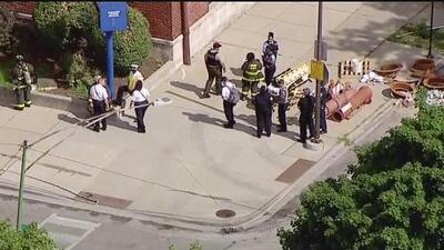 Una fuga de gas provoca la evacuación preventiva de varios hogares en el sur de Chicago