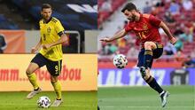 ¿A qué hora juegan España vs. Suecia en la Euro 2020 y dónde verlo?
