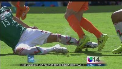 México queda fuera del mundial ante la derrota contra Holanda
