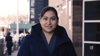 """""""Soy diabética desde los 29 años, para mí es importante cuidarme ahora por mis hijos, perdí a mis papás a causa de la enfermedad"""""""