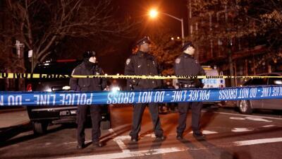 Cámara grabó al dúo asesino de un padre hispano en El Bronx