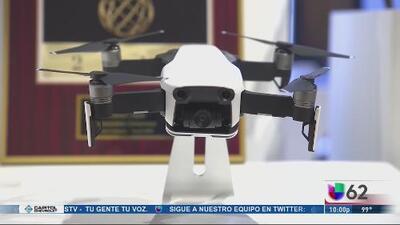 Policía de Austin usará drones para investigar escenas de choques