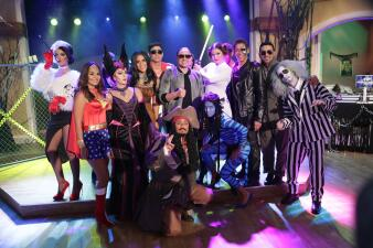 Halloween de película en Despierta América