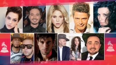 Ellos anunciaron las nominaciones en Latin GRAMMY 2016