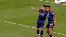 ¡Regreso goleador! Luciano Acosta marca su primer gol con FC Cincinnati