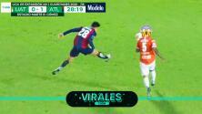 ¡Denle el Puskás ya! Golazo con control a lo Zidane y vaselina incluida