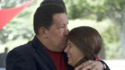 Chávez se hizo el último examen médico en junio y afirma que está muy bien