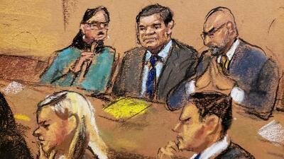 Concluye sin veredicto el tercer día de deliberaciones del juicio contra 'El Chapo' Guzmán