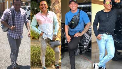 Los que critican a Edwin Luna por usar skinny jeans, no saben nada de moda