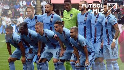 """Tras una larga pausa, New York City FC regresa """"sin excusas"""" para seguir haciendo historia"""