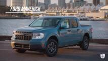Ford Maverick 2022: lo que debes saber de esta nueva pickup compacta