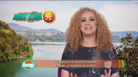 Mizada Piscis 13 de junio de 2017