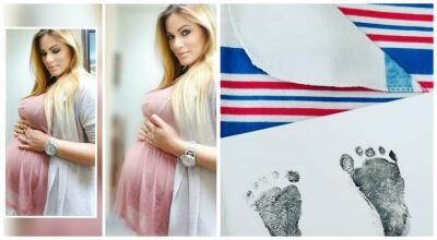 Su bebé murió a los 8 meses de embarazo: esta actriz cuenta su trago más amargo