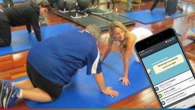 Crean app que te insulta para que dejes de estar de flojo y vayas al gym