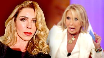 Rocío Sánchez Azuara denuncia que Laura Bozzo quiso darle un mal golpe