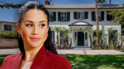 Esta es la casa en la que vivió Meghan Markle en Los Ángeles y que ahora se vende por 1.8 millones de dólares