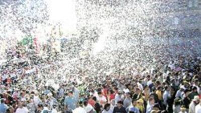 Fiesta Boradway la celebracion mas grande del mundo
