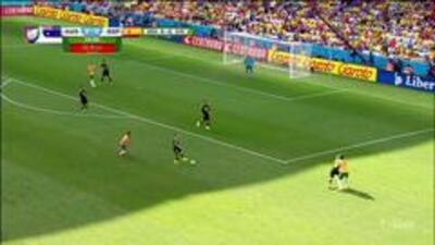 Highlights:España at Australia on June 23, 2014