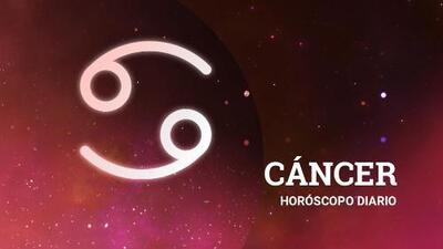 Horóscopos de Mizada   Cáncer 10 de octubre de 2019