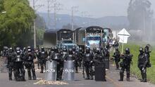 Protestas en Colombia: Crecen las denuncias de represión y abusos por parte de la policía