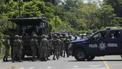 Más patrullaje en la frontera con Guatemala, entre las medidas que México ejecuta ante las amenazas de Trump